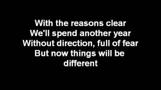 Rise Against - Everchanging (Lyrics)