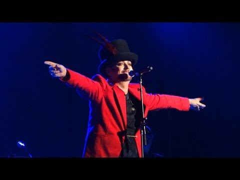 Culture Club - More Than Silence – Live in Berkeley