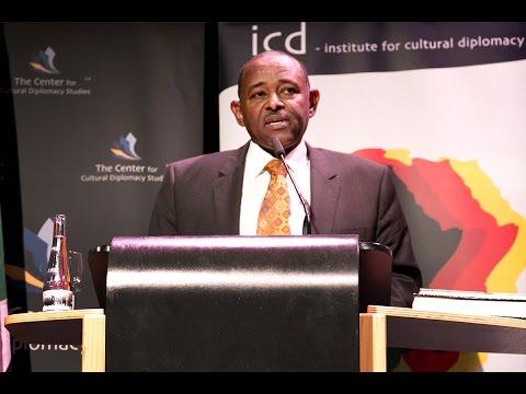 Badreldin Abdalla Mohamed Ahmed A. Alla (Ambassador of Sudan to Germany)