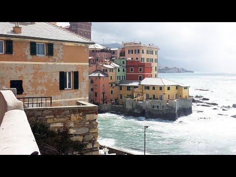 Travel Vlog - Citytrip to Genova: Boccadasse & Castello D'Albertis | Life To Enjoyce