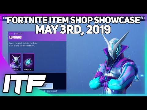 Fortnite Item Shop *NEW* A LOT OF STUFF! [May 3rd, 2019 ...