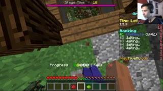 Minecraft Livestream thumbnail