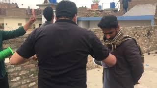 Rawalpindi basant full heavy firing.  23February 2018