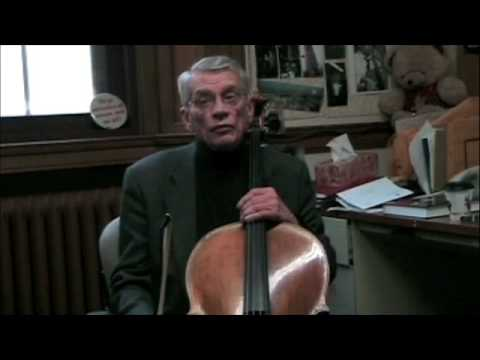Alan Harris Cello Vibrato Tips Part 2