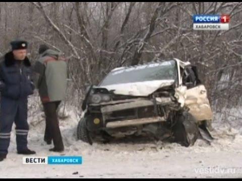 видео: Вести-Хабаровск. Аварийные комиссары предлагают свои услуги