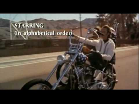 Easy Rider En Busca De Mi Destino 1969 Youtube