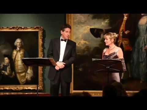 Mr Wickham from An Evening with Jane Austen