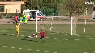 Serie D Girone E S.Donato Tavarnelle-Ponsacco 1-2