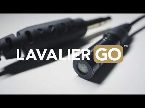 Features and Specifications of the RØDE Lavalier GO