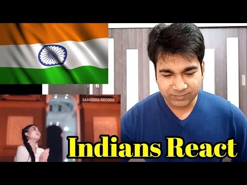 Indians React to Nella Kharisma - Kemarin (Official Music Video)