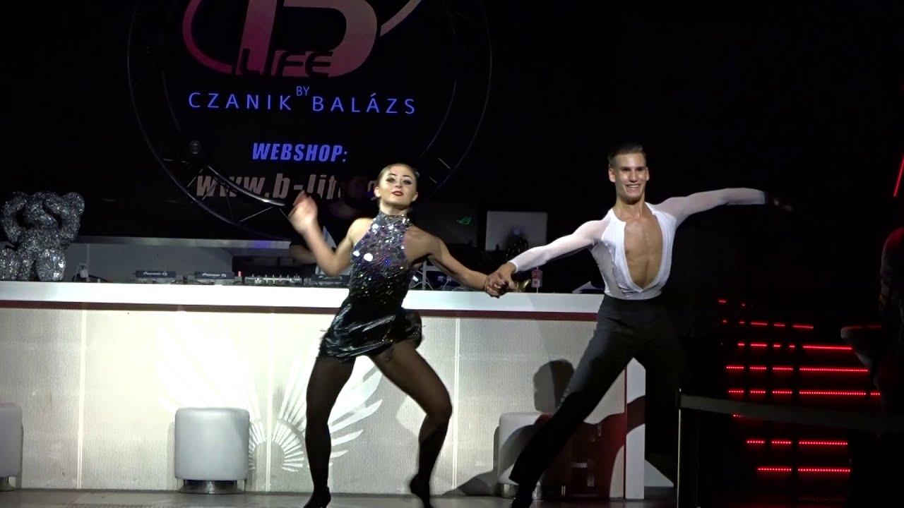 Show    dancing Bernáth Odett & Lehóczki Zsolt  - Music  by Camila Cabello - Havana