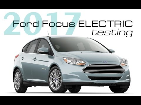 ford focus electric 2017 review and testing youtube. Black Bedroom Furniture Sets. Home Design Ideas