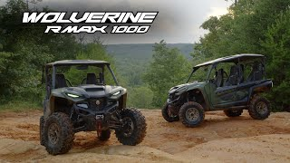 Wolverine RMAX 1000 Walkaround Video