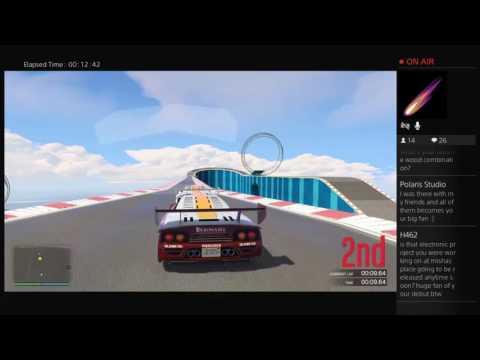 jakeperiphery's Live PS4 GTA Online Broadcast