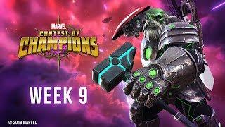 Marvel Contest of Champions: Summoner Showdown | Week 9