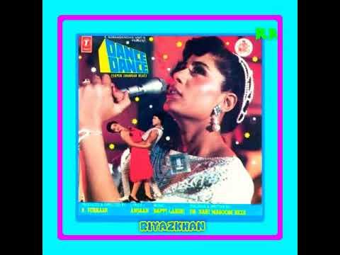 Zindagi Meri Dance.Dance Dance1987.Vijay Benedict.Alisha Chinoy.Bappi Lahri.Mithun C.Mandakini