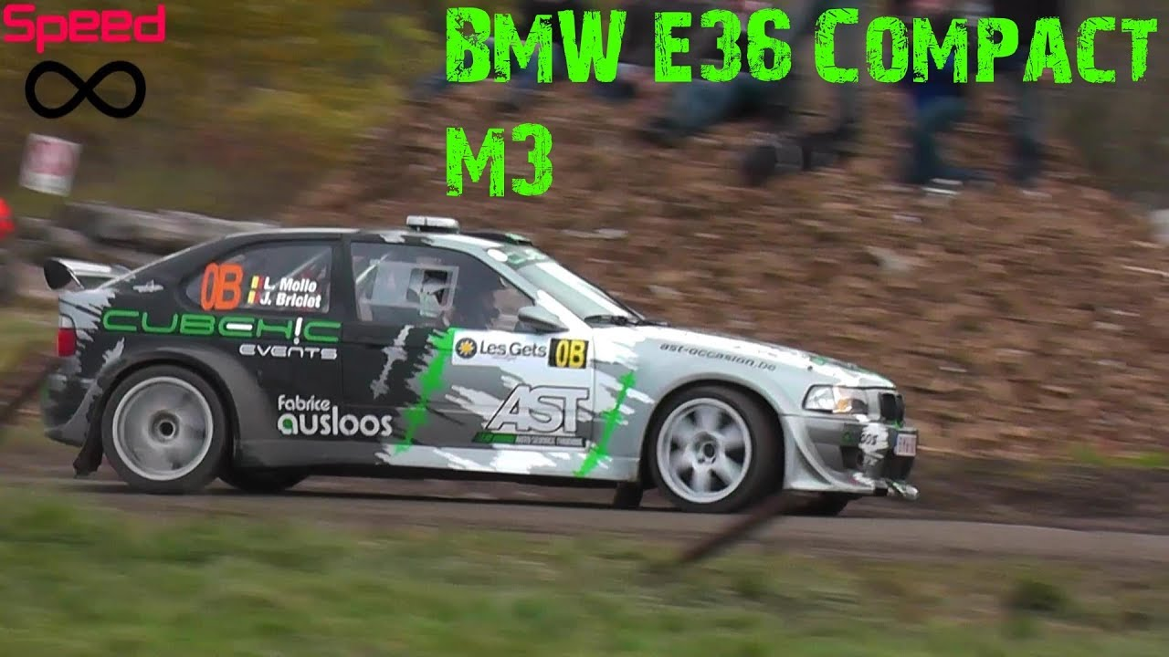 Bmw E36 Compact M3 Rally Pure Sound Youtube