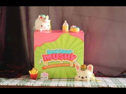 Smooshy Mushy Box : Box Opening: Smooshy Mushy Fun - YouTube