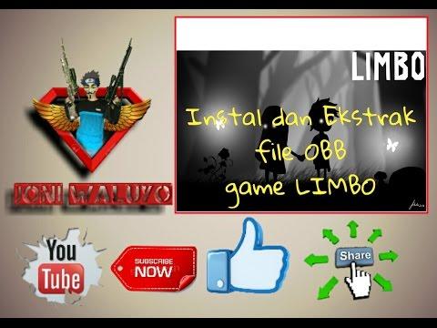 Instal LIMBO & Ekstrak File OBB Di Android
