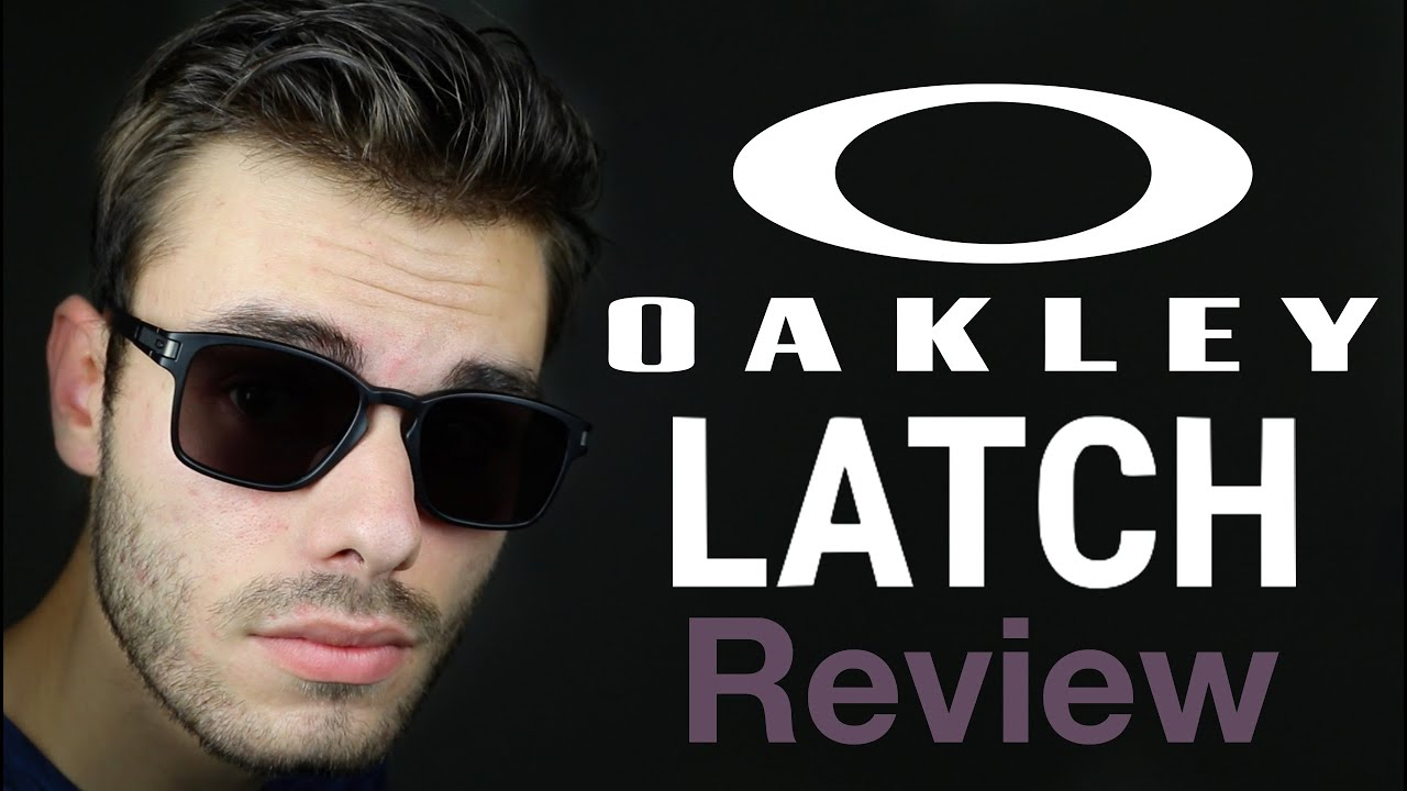 Oakley Latch Squared >> Oakley Latch Review