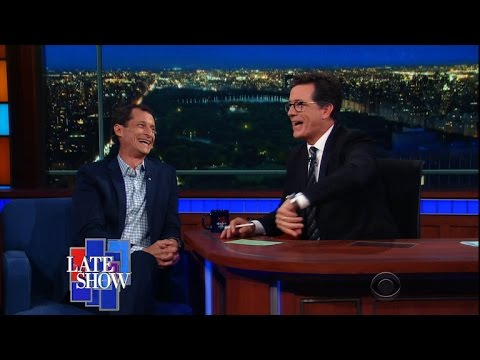 """Anthony Weiner: """"I Cried When Hillary Lost To Obama"""""""