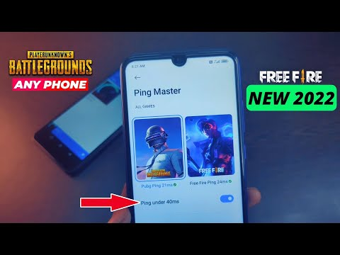 Enable Ping Under