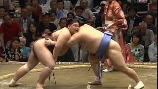 Летний, майский турнир по Сумо 2014, 04-06 дни Нацу Басё Natsu Basho
