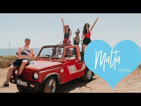 Malta Holiday   Malta Travel Vlog 2018