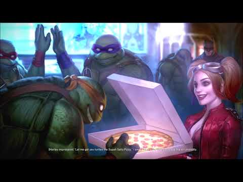 Injustice 2: Teenage Mutant Ninja Turtles Ending