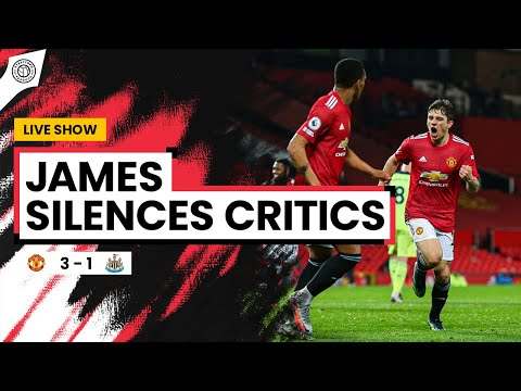 Dan James Silences Critics With ANOTHER Goal! | Man United 3-1 Newcastle | Review