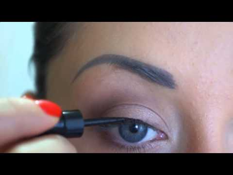 Повседневный макияж лица Нанесение макияжа