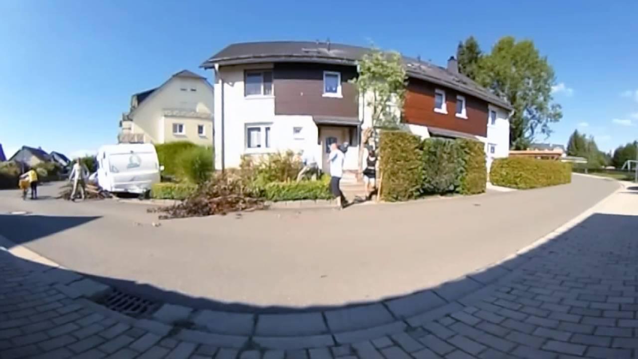 Ein pflegeleichter Garten 360°