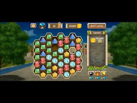 Athens Treasure 2 gameplay video