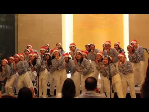 OB Sta.Ana Angels Choir (kumukutikutitap)