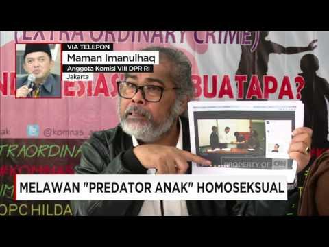 "Melawan ""Predator Anak"" Homoseksual"
