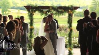 Wedding Videography in Lake Geneva, Wisconsin by EllaBella Productions