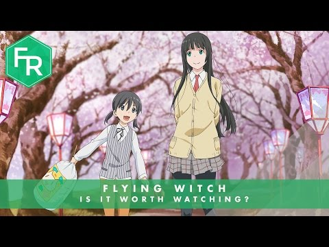 Is Flying Witch Worth Watching? | First Reaction Episodes 1-8