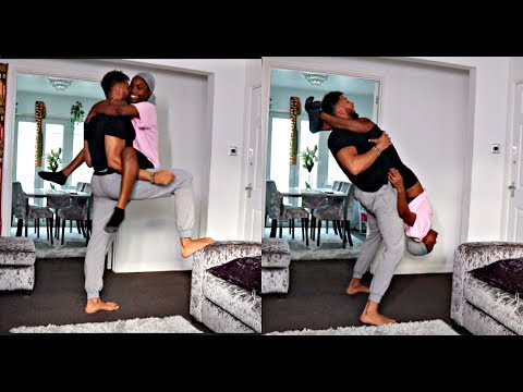 couples-yoga-challenge---level:-hard!!-loooool-fail