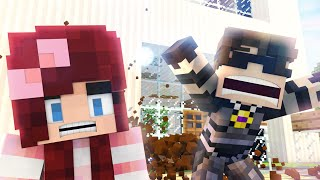 Minecraft Animated Short : MOST AWKWARD MOMENT EVER!