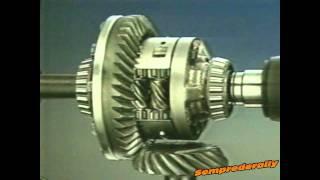 Transmisión Lancia 4WD (Autoblocante Ferguson y Torsen) - Parte 2