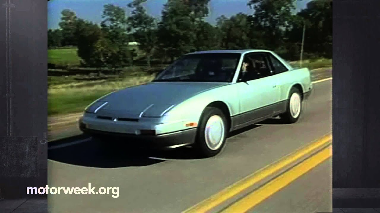 hight resolution of motorweek retro review 89 nissan 240sx