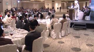 Huzoor's Reception in Singapore  (English)