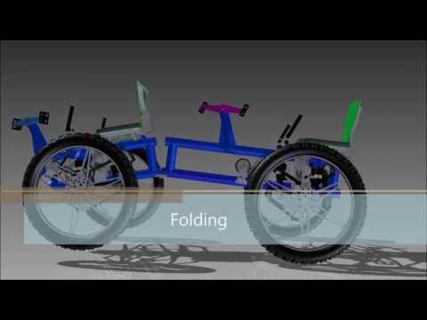 Middle TN Moon Buggy 2013 Cad AutoDesk Inventor Animation Simulation Studio
