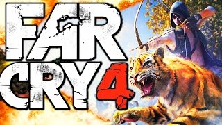 Far Cry 4 Map Editor Funny Moments (2 Wives, 1 Elephant) Thumbnail