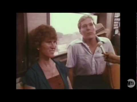 """JFK Express TV Commercial """"Train to the Plane"""" (1980)"""