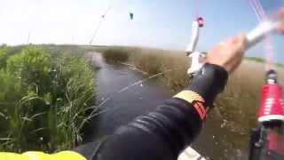 The Slicks - An Epic Downwinder Kitesurfing