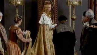 Sienna Guillory as Lettice Knollys in BBC TV show The Virgin Queen PART 6