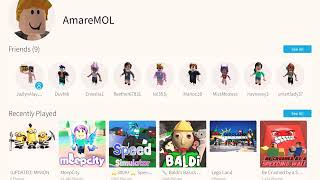 Amare playz jail brake and another police game/roblox/game play