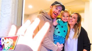 TODDLER'S NEW HOME! - Saying Goodbye