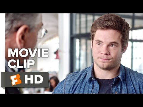 The Intern Movie CLIP -  I'm Sooooorry (2015) - Robert De Niro, Adam DeVine Movie HD